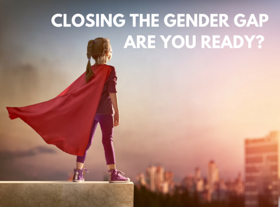 Coding Girls on Being Human: Closing the Gender Gap. Are You Ready?